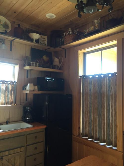 Huntsman Cabin Plan